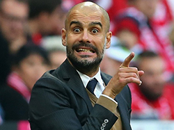 Crear meme de Pep Guardiola