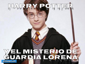 Harry Potter Y el Misterio de Guardia Lorena