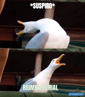 Riumba is rial