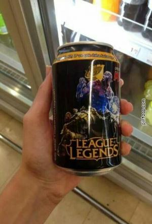 Refresco League of Legends