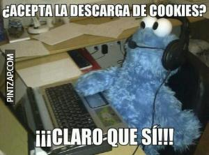 ¿Acepta la descarga de cookies?