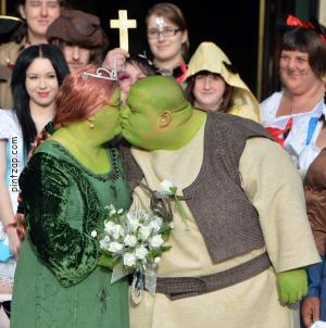 Shrek en la vida real